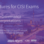 CISI Training - Corporate Governance and Its Interpretations